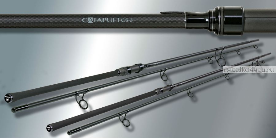 "Удилище карповое Sportex Catapult CS-3 Carp Marker 12.6"" 4.25 lbs 2019"