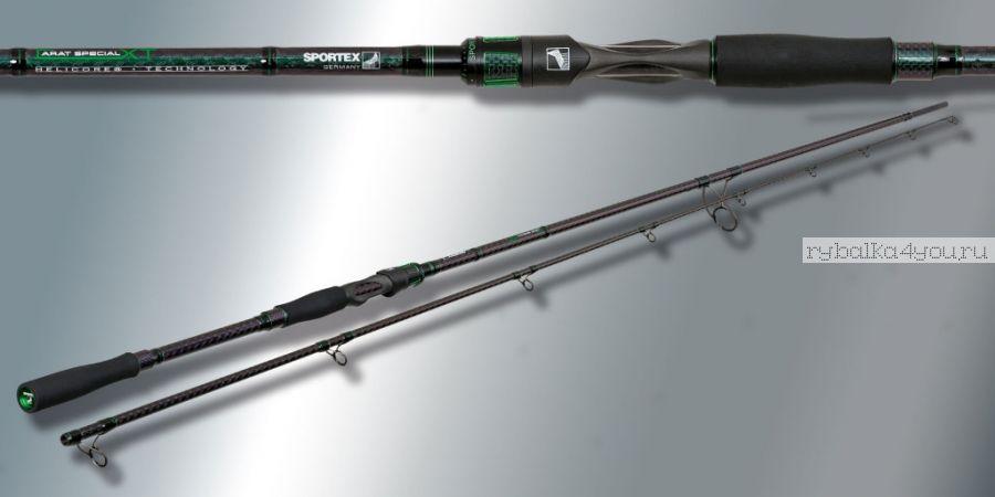 Удилище спиннинговое Sportex Carat Special XT CS2112 2,10 м 11-29 гр