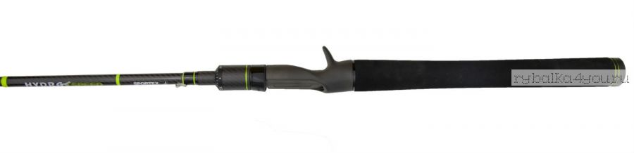 Удилище кастинговое Sportex Hydra Speed Baitcast UL1901C 1,90 м 7-28 гр 70-130 мm Special Twitch, укороченная рукоять