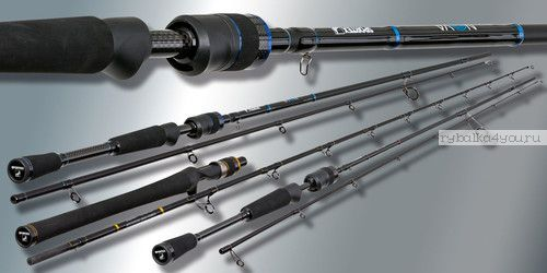 Удилище кастинговое Sportex Nova Jerk (Baitcast) PT1814 1,80 м ,57-96 g