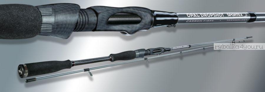 Удилище спиннинговое Sportex Opal Drop Shot DS2461. 2.40 м. 10-21 g
