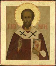 Икона Лев Римский святитель