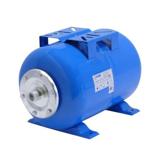 Гидроаккумулятор 24СT2 синий, горизонтальный