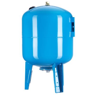 Гидроаккумулятор 80VT синий,вертикальный