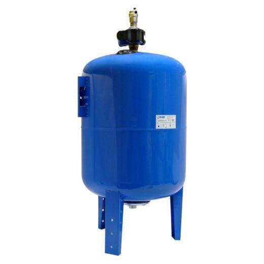 Гидроаккумулятор 200VT синий, вертикальный