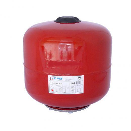 Расширительный бак 12RW красный, подвесной