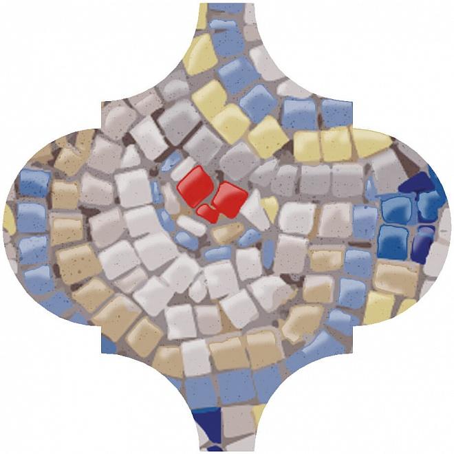 OP/A169/65000 | Декор Арабески Майолика Гауди
