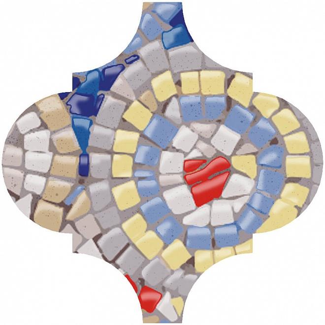 OP/A170/65000 | Декор Арабески Майолика Гауди