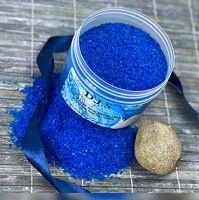 Минеральная соль DIS Nails для маникюра и педикюра, 600 гр (ментол)