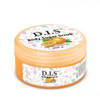Скраб сахарный DIS Nails для тела (мандарин), 350г
