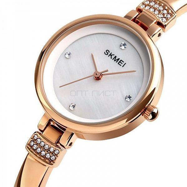 Часы наручные Skmei 1409 золото
