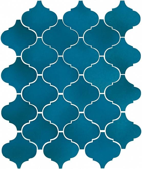 65007 | Арабески Майолика синий