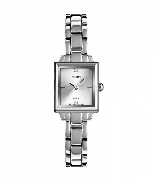 Часы наручные Skmei 1407 серебро