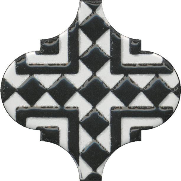 OS/A25/65000 | Декор Арабески глянцевый орнамент