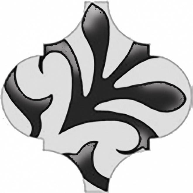 OS/A33/65000 | Декор Арабески глянцевый орнамент