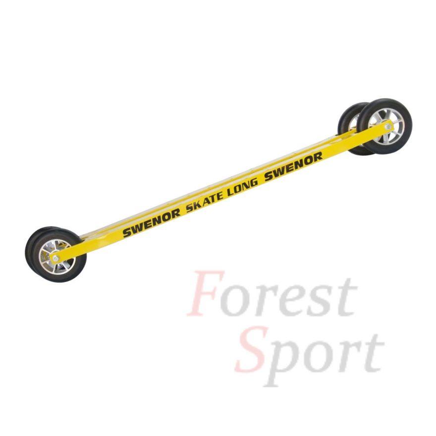 Лыжероллеры SWENOR Skate Long 2 для конькового хода