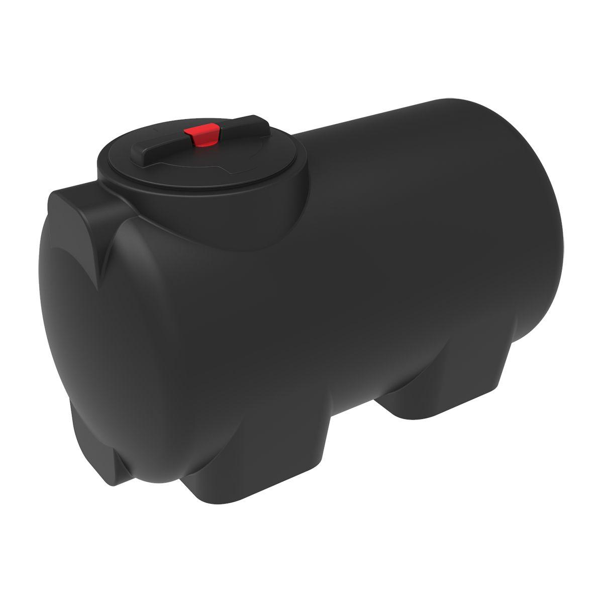 Бак для воды H 300 литров черная