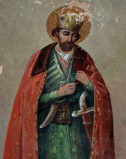 Икона Луарсаб Карталинский мученик