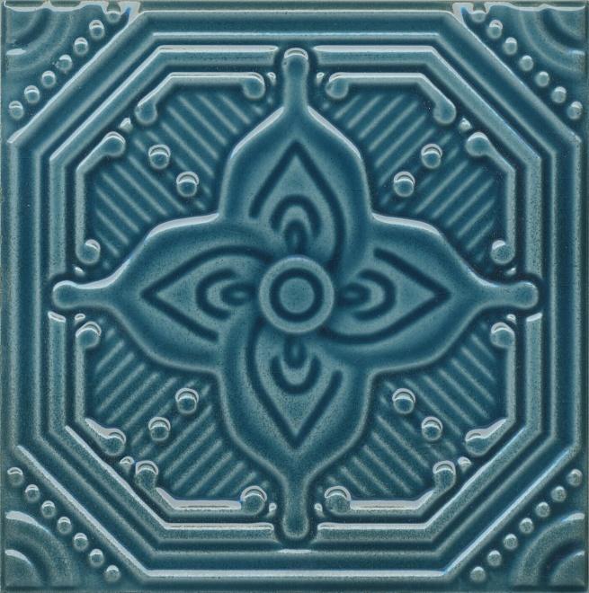 SSA002 | Декор Салинас синий