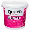 Специальный Клей Quelyd MURALE 5кг Белый, Готовый для Эксклюзивных Настенных Покрытий / Келид Мурале