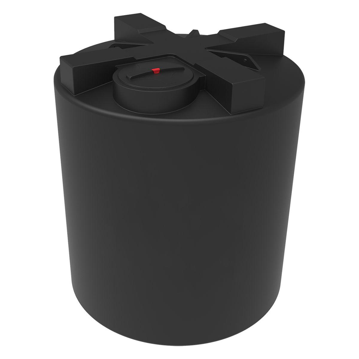 Емкость T 10000 литров черная пластиковая