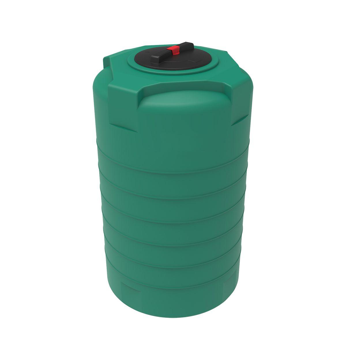 Бак для воды T 500 литров зеленый
