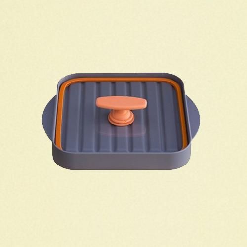 Крышка-пресс для приготовления бекона CrispyBacon