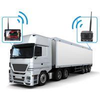 Беспроводная камера с монитором для грузовиков PZ70W7
