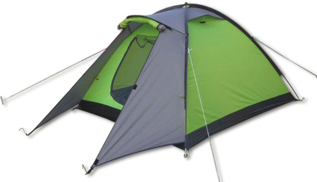 Палатка INDIGO Volga-2 210+60x150x110см