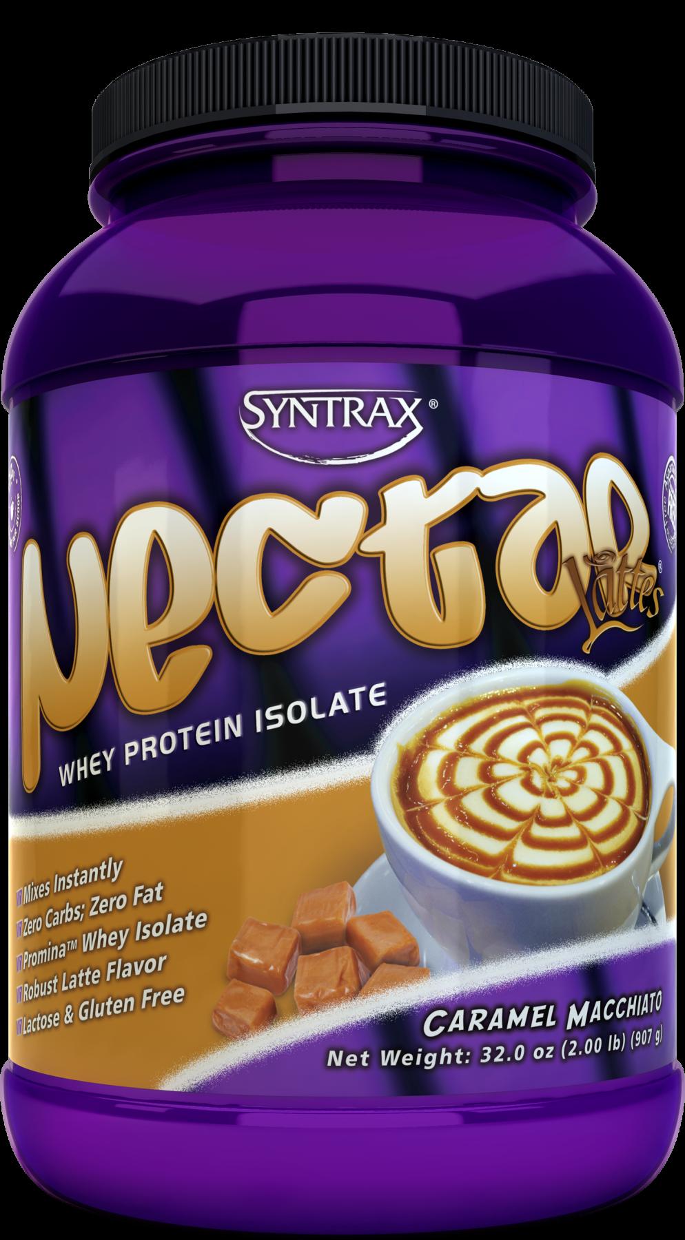 Syntrax Nectar Apple Caramel