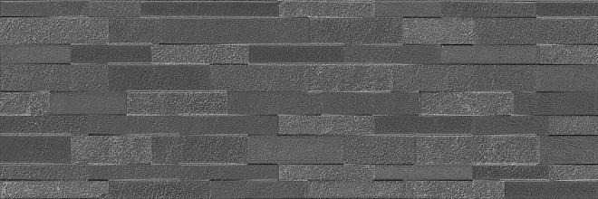 13055R | Гренель серый темный структура обрезной