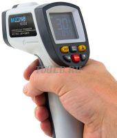 МЕГЕОН 16950 Цифровой инфракрасный термометр (пирометр) фото