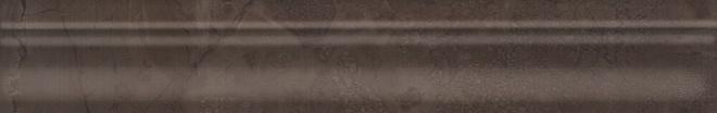 BLC014R | Бордюр Багет Версаль коричневый обрезной