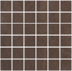 MM11139 | Декор Версаль коричневый мозаичный