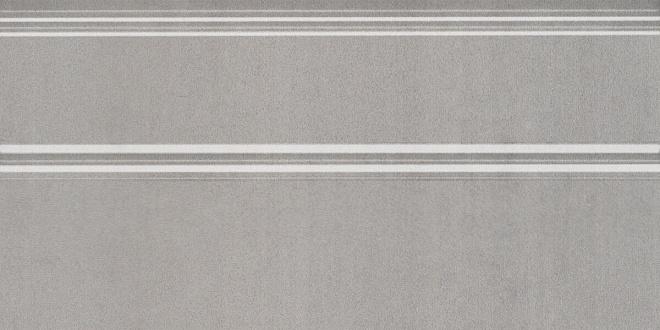 FMA019R | Плинтус Марсо серый обрезной