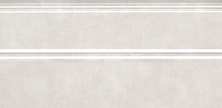 FMA013R | Плинтус Сад Моне белый обрезной
