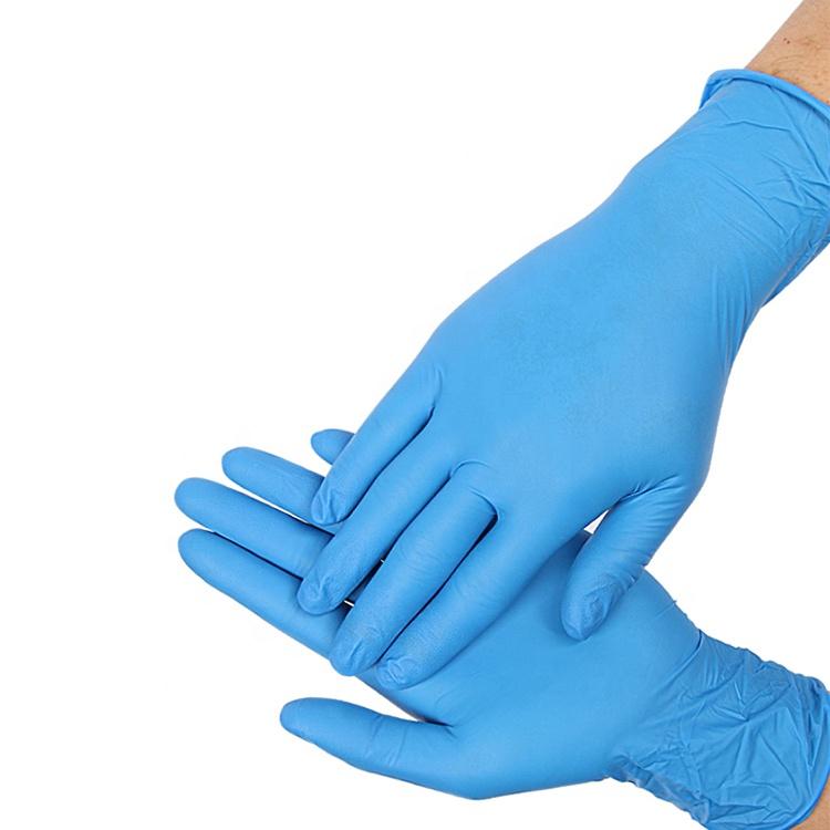 Перчатки нитриловые BI-SAFE, М