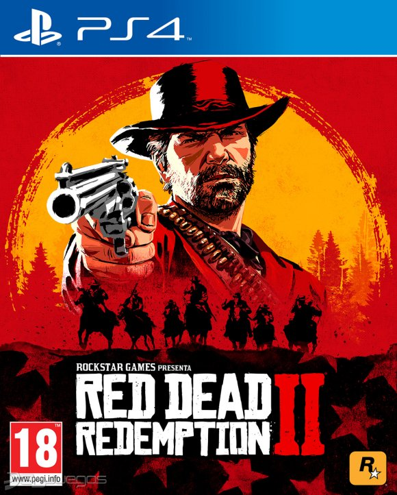 Red Dead Redemption 2 PS4,  русская версия