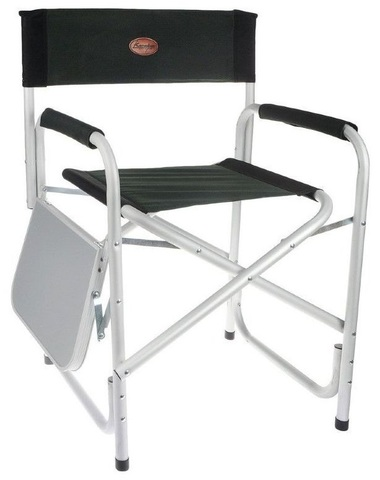 Кресло складное Canadian Camper CC-100AL алюминий