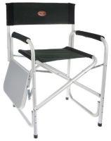 Кресло складное Canadian Camper CC-100AL алюминий фото1