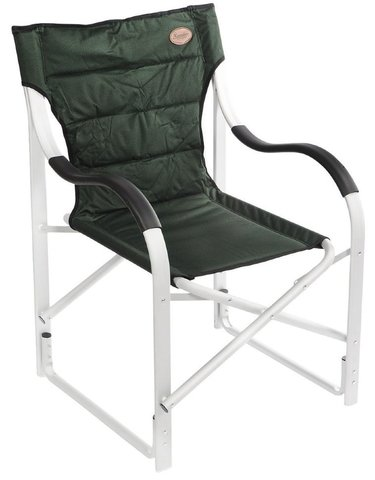 Кресло складное Canadian Camper CC-777AL алюминий