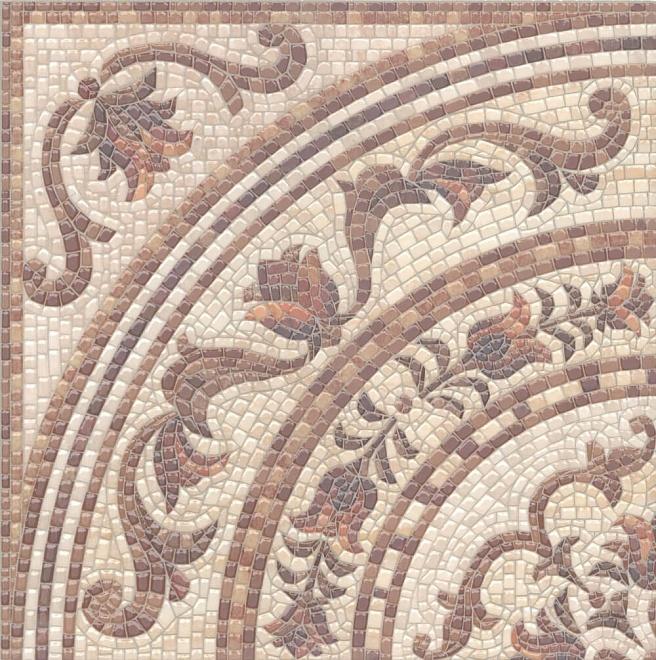 HGD/A235/SG1544L | Декор Пантеон ковер угол лаппатированный