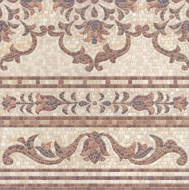 HGD/A236/SG1544L | Декор Пантеон ковер лаппатированный