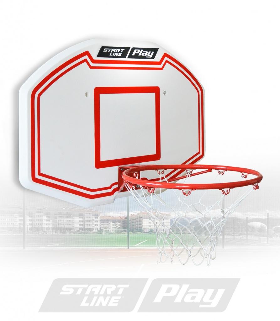 Настенный баскетбольный щит SLP-005