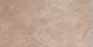 Rhombus Geo Bronze