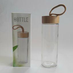 бутылки для воды из стекла
