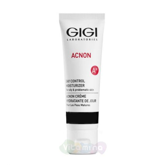 GiGi Крем дневной акнеконтроль Acnon Day Control Moisturizer, 50 мл