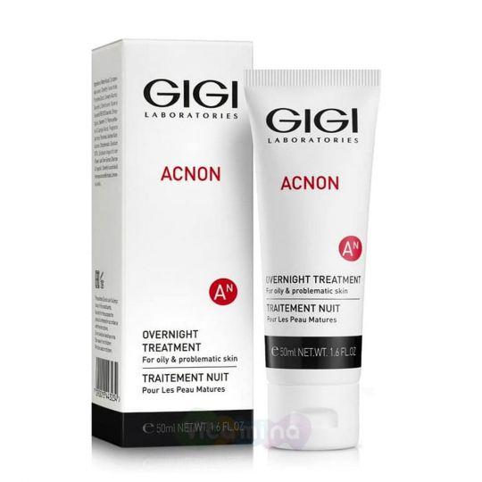 GiGi Крем ночной Acnon Overnight Treatment, 50 мл