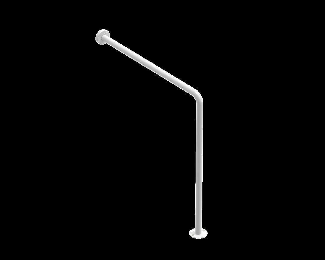 Настенный/напольный угловой поручень