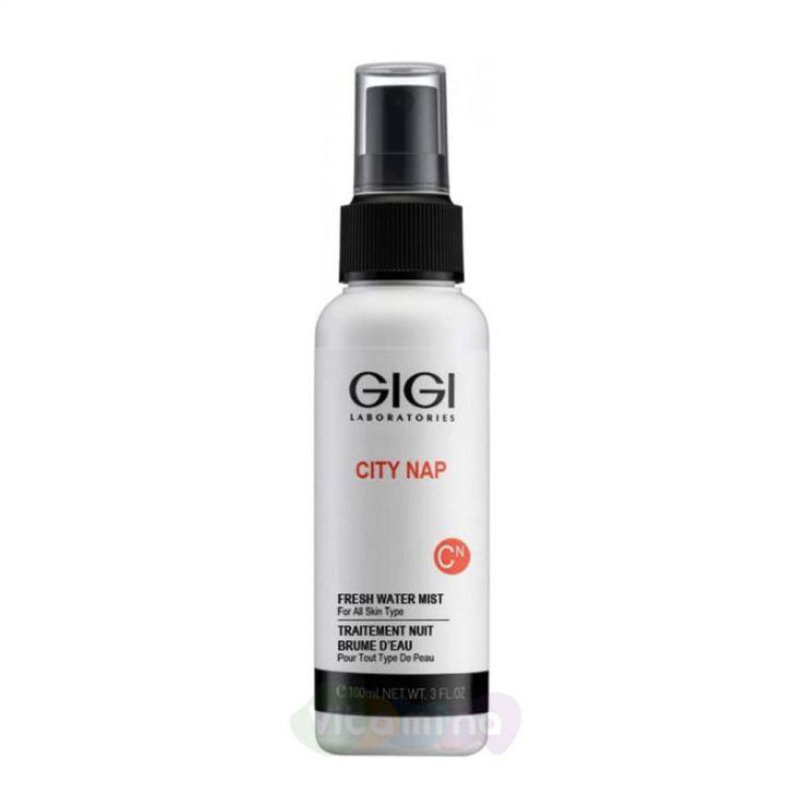 "GiGi Лосьон-спрей для лица ""Водяной туман"" City Nap Water Mist, 100 мл"